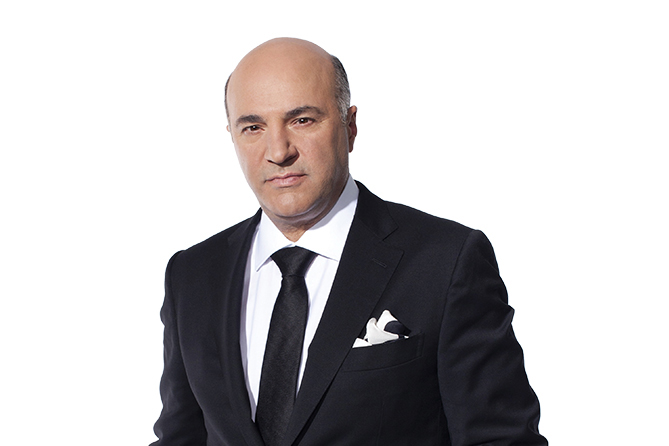 Five Question with Kevin O'Leary