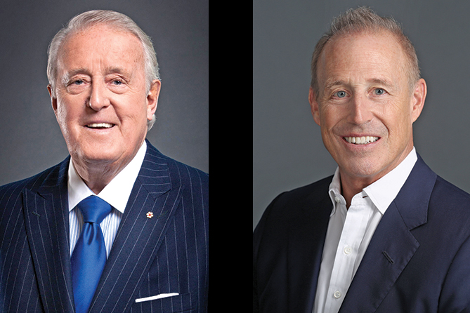 Mulroney and Murphy