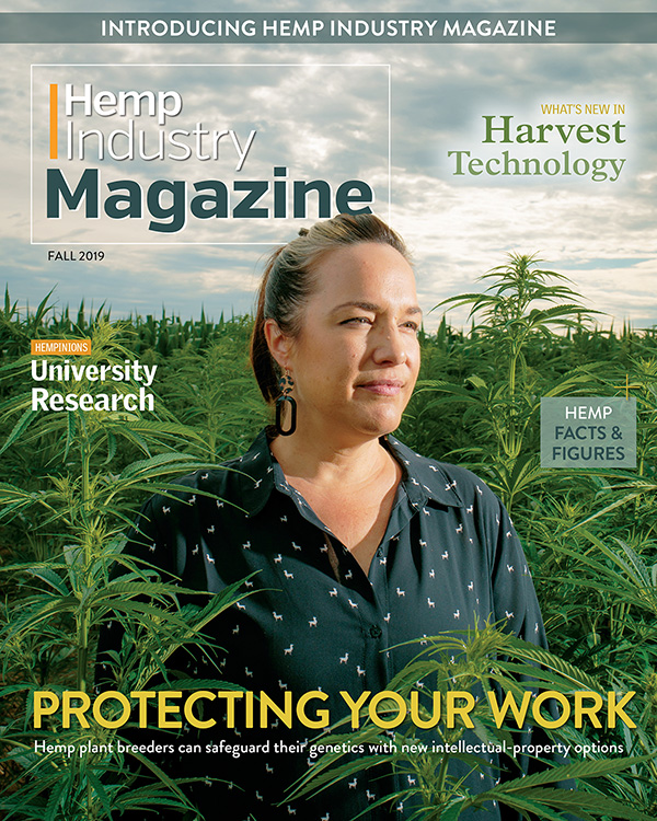 Hemp Industry Magazine