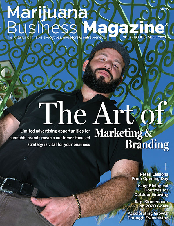 Marijuana Business Magazine